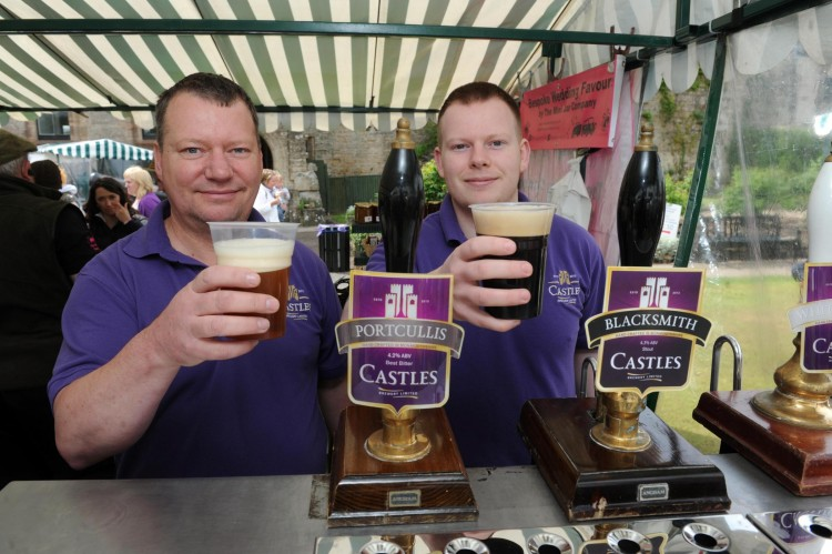 Castles Brewery benefit from the Kickstart programme