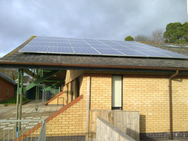 Village Hall Energy Make Over