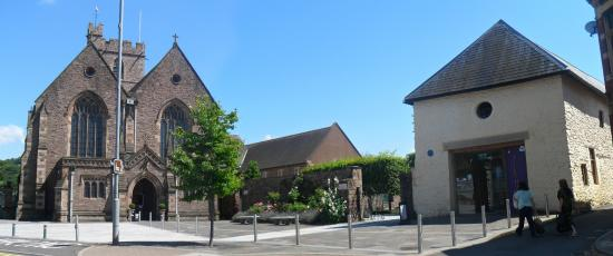 St Mary's Priory Centre Project