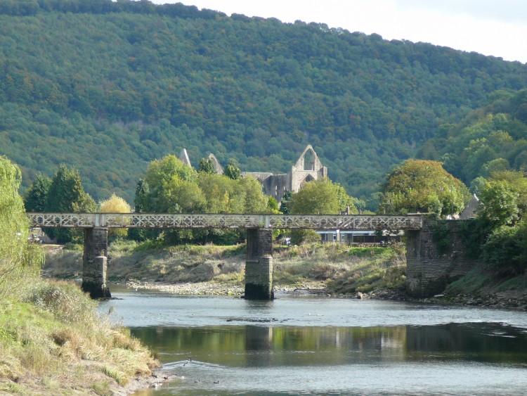 Tintern Abbey Trail Project